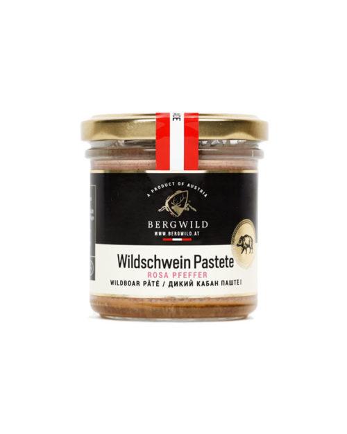Wildschwein Pastete Rosa Pfeffer - Online kaufen